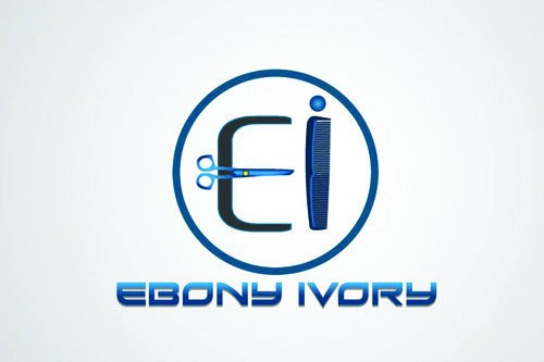 Logo for ebony and ivory designed by The Alberta Writer