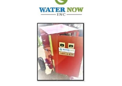 Operator's Manual – Water Now